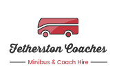 Fetherston Minibus & Coach Hire Digital Business Card
